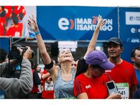 Boost Girls Maratón de Santiago Chile 28