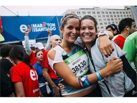 Boost Girls Maratón de Santiago Chile 30