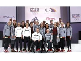adidas präsentiert neue Ausrüstung für deutsche Olympiateilnehmer
