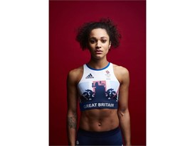 Jodie Williams Olympics