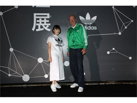 "adidas originals ""KOSATEN"" report TOP"