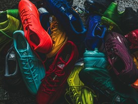 "adizero Afterburner ""Dipped"" Cleat Collection 2"