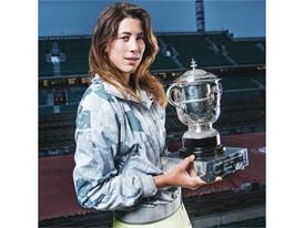 Rolland Garros Murguruza Portrait 8