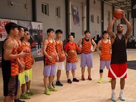adidas Damian Lillard TOS, Beijing 2