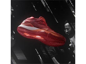 adidas Crazylight 2016 Solar Red  B42389 Studio S 4
