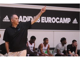 Coach Kerry Keating Eurocamp day3 1