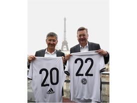adidas und DFB verlängern Partnerschaft bis 2022 (4)