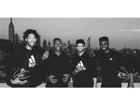 adidas Brown, Dunn, Ingram, Murray 2