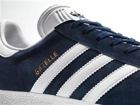 adidas Originals Gazelle FW16 Product Imagery Navy Detail 01