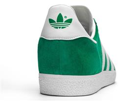 adidas Originals Gazelle FW16 Product Imagery Green Detail 02