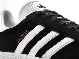 adidas Originals Gazelle FW16 Product Imagery Black Detail 01