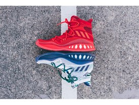 adidas Crazy Explosive Wiggins Red Group 3