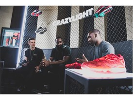 Harden gives insight into the Crazylight 2016 creation process