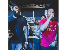 adidas LVL3 - Damian Lillard (r) and James Harden