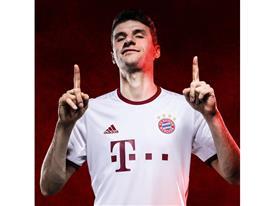 Bayern 3rd Kit INSTA 2