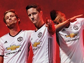 adidas Reveals Manchester United Third Kit for 2016/17 Season
