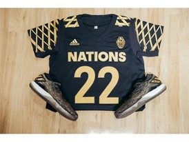 Crazylight 2016 Black-Gold + Nations Championship Jerseys