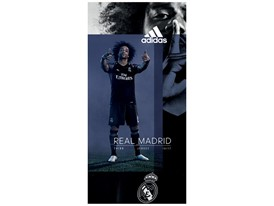 FO Football Clubs 2016-2017 Real Madrid Players Third Athlete UCL Marcelo