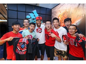 adidas Derrick Rose Take On Summer Tour China 20