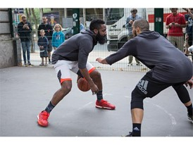 adidas James Harden Take on Summer Tour Paris 4