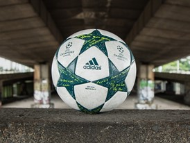 adidas unveils the Official Match Ball for the 2016/17 UEFA Champions League Group Stages