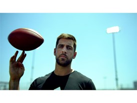 SPORT16 SportNeedsCreators AaronRodgers SpinFootball