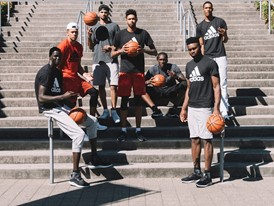 The Next Wave Is Here: adidas Adds Eight to 2016 Rookie Class