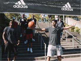 adidas Basketball Rookies 16