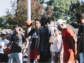adidas Basketball Rookies 18