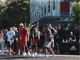 adidas Basketball Rookies 23