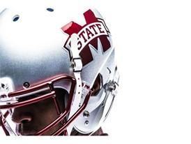 MSU x adidas Helmet