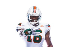 Miami Legend Of The U Away 3 Stripe Life