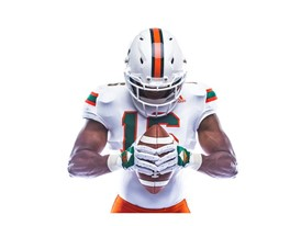 Miami Legend Of The U Away Jersey