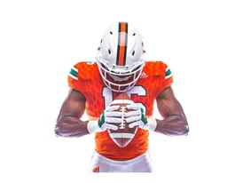 Miami Legend Of The U Home Jersey