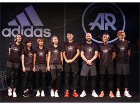 """adidas Runners of Tokyo"" 02"