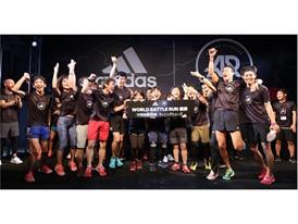 """adidas Runners of Tokyo"" 07"