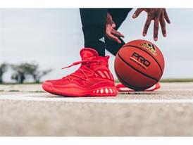 Η adidas αποκαλύπτει το νέο μπασκετικό παπούτσι Crazy Explosive  για τη νέα γενιά κορυφαίων παικτών