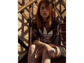 adidas Originals <3 FARM por Zee Nunes