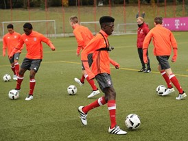 Training session FCB 4