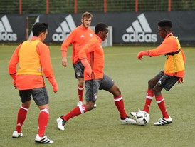 Training session FCB 3