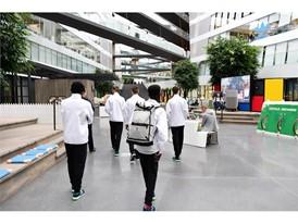 adidas HQ visit 2