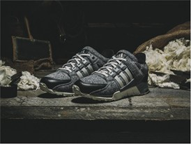 adidas WinterWool EQT Pair