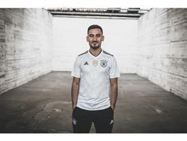 Ilkay Gündogan DFB Confed Cup Jersey