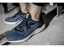 adidasRunning Alphabounce EMBlue PR OnModel Beauty 1