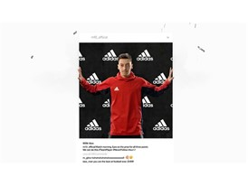 OZIL NEVERFOLLOW PR STILL 18