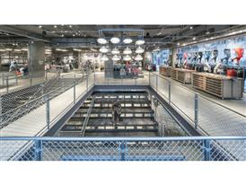 adidas NYC Flagship 5th Ave Interior Shot 6