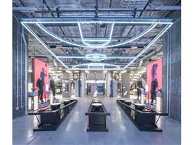 adidas NYC Flagship 5th Ave Interior Shot 9
