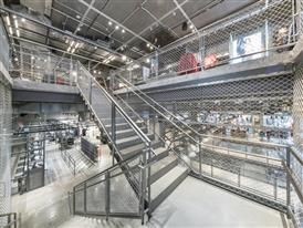 adidas NYC Flagship 5th Ave Interior Shot 14