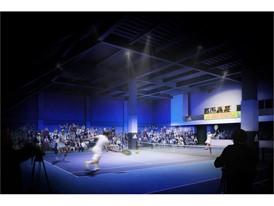 """ADIDAS HIMARAYA TENNIS FESTIVAL 2016 TOKYO FINAL"" 01"