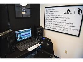 adidas Dame3 Oakland High Recording Studio 3